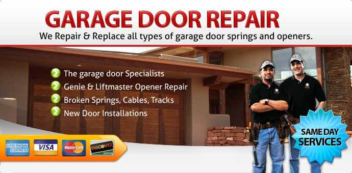 Garage Door Repair Montclair CA